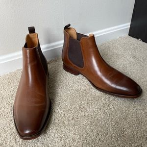 Johnston & Murphy Chelsea Boots
